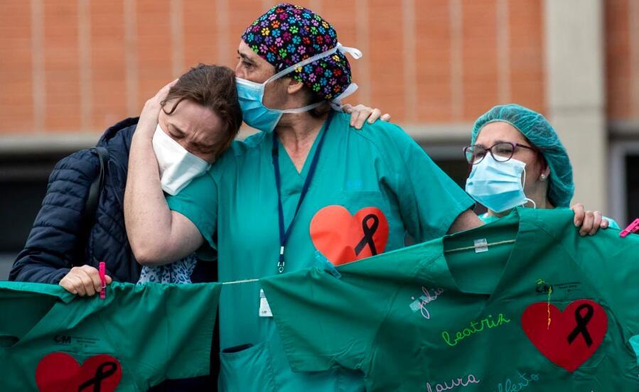 疫情或致全球护士资源短缺.jpg