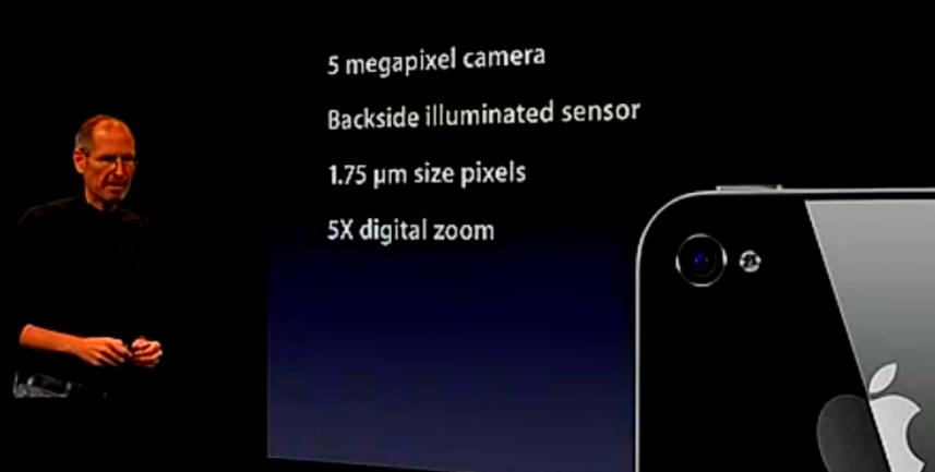 2010年苹果全球开发者大会 乔布斯介绍初代iPhone 4