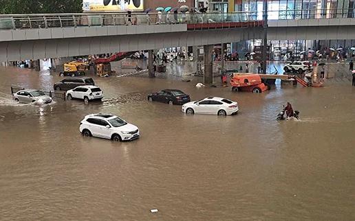 郑州暴雨致12人遇难 均为地铁受困人员
